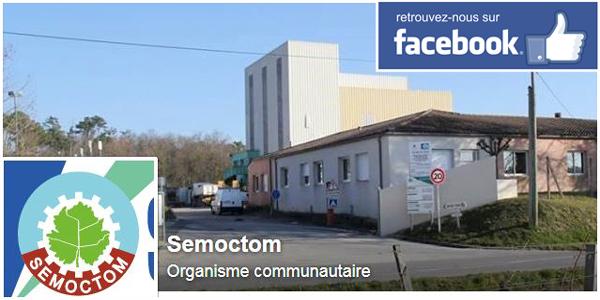 page Facebook du SEMOCTOM