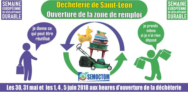 Semaine européenne de réduction des déchets 2017