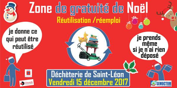 ouverture de la zone de gratuité le 15 decembre 2017