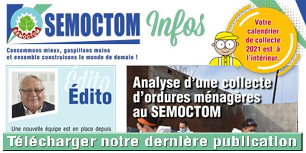 SEMOCTOM infos : janvier 2021