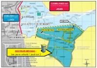 Plan Camblanes secteur tri MEYNAC