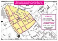 Plan CADILLAC : secteur Bastide (à partir du 1er Février 2019)