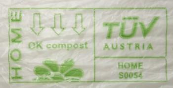 """Logo norme """"ok_compost"""""""