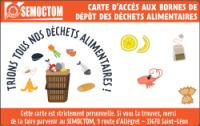 cartes biodéchets