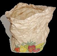 Autres sacs en papier utilisables